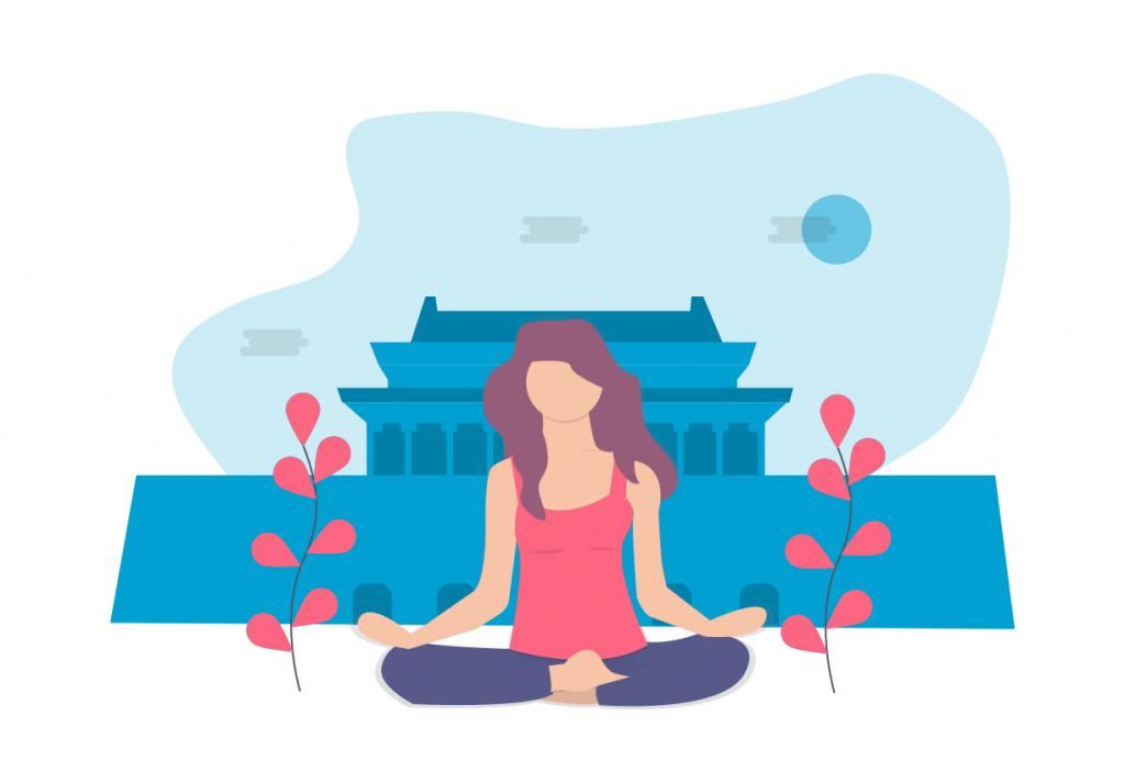 undraw mindfulness scgo